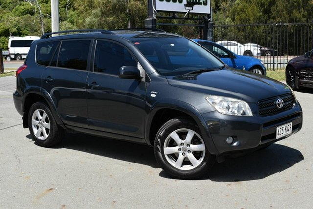 Used Toyota RAV4 ACA33R Cruiser (4x4) Underwood, 2007 Toyota RAV4 ACA33R Cruiser (4x4) Grey 4 Speed Automatic Wagon
