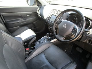 2013 Mitsubishi ASX XB MY13 Aspire Black 6 Speed Sports Automatic Wagon