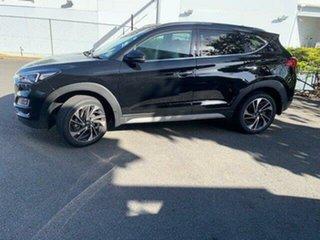 2020 Hyundai Tucson TL3 MY21 Highlander AWD Phantom Black 8 Speed Sports Automatic Wagon.