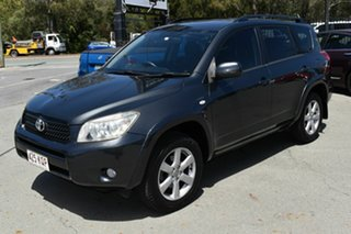 2007 Toyota RAV4 ACA33R Cruiser (4x4) Grey 4 Speed Automatic Wagon