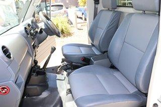 2015 Toyota Landcruiser VDJ79R GX French Vanilla 5 speed Manual Cab Chassis