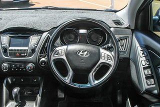 2013 Hyundai ix35 LM2 SE Blue 6 Speed Sports Automatic Wagon