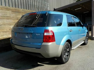 2006 Ford Territory SY TX Blue 4 Speed Sports Automatic Wagon.