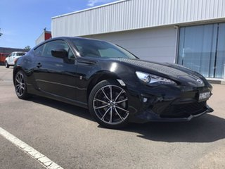2016 Toyota 86 ZN6 GTS Black 6 Speed Sports Automatic Coupe.