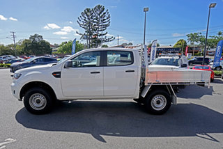 2020 Ford Ranger PX MkIII 2020.25MY XL Arctic White 6 Speed Sports Automatic Double Cab Chassis