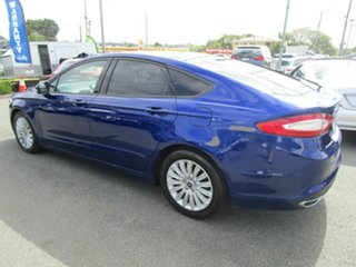 2015 Ford Mondeo MD Trend Blue 6 Speed Sports Automatic Dual Clutch Hatchback.