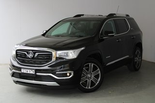 2018 Holden Acadia AC MY19 LTZ-V 2WD Black 9 Speed Sports Automatic Wagon