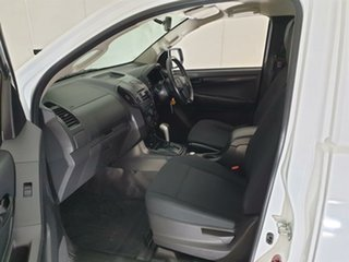 2016 Isuzu D-MAX MY15.5 SX White 5 Speed Sports Automatic Cab Chassis