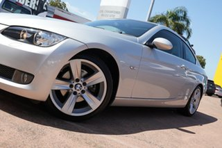 2009 BMW 323i E92 Silver 6 Speed Auto Steptronic Coupe.