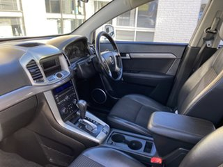2012 Holden Captiva CG Series II 7 AWD CX Summit White 6 Speed Sports Automatic Wagon