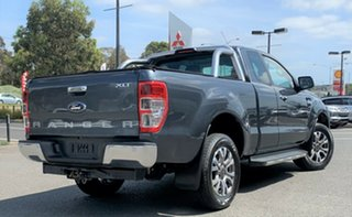 2015 Ford Ranger PX MkII XLT Super Cab Grey 6 Speed Manual Utility