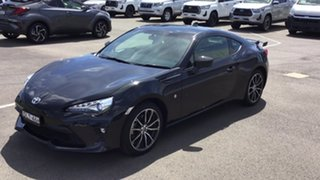 2016 Toyota 86 ZN6 GTS Black 6 Speed Sports Automatic Coupe