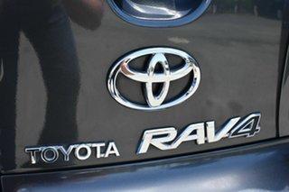 2007 Toyota RAV4 ACA33R Cruiser (4x4) Grey 4 Speed Automatic Wagon