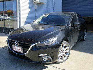 2015 Mazda 3 BM5236 SP25 SKYACTIV-MT GT Black 6 Speed Manual Sedan.