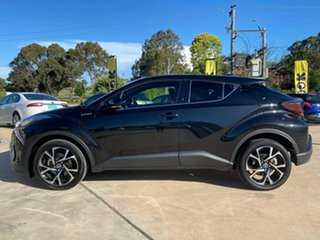 2017 Toyota C-HR Koba Black Constant Variable Wagon.