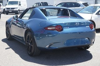 2019 Mazda MX-5 ND SKYACTIV-Drive Blue 6 Speed Sports Automatic Roadster