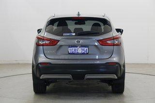 2018 Nissan Qashqai J11 Series 2 Ti X-tronic Grey 1 Speed Constant Variable Wagon