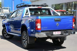 2017 Holden Colorado RG MY17 LTZ Pickup Crew Cab Blue 6 Speed Sports Automatic Utility.