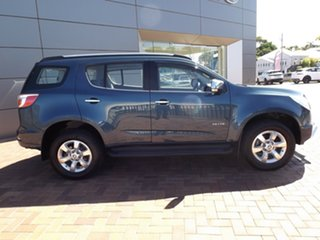 2014 Holden Colorado 7 RG MY14 LTZ Blue 6 Speed Sports Automatic Wagon.