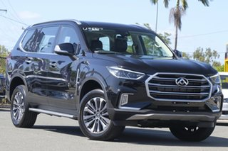 2019 LDV D90 SV9A MY19 Executive Metal Black 6 Speed Sports Automatic Wagon.