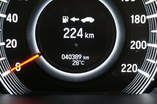 2017 Honda Odyssey RC MY17 VTi-L Purple 7 Speed Constant Variable Wagon