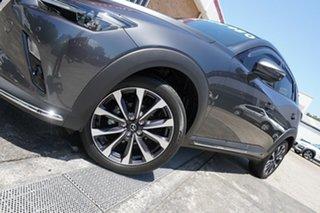 2020 Mazda CX-3 DK2W7A sTouring SKYACTIV-Drive FWD Grey 6 Speed Sports Automatic Wagon.