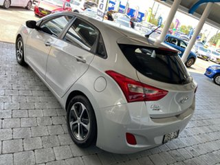 2015 Hyundai i30 Active X Silver Sports Automatic Hatchback