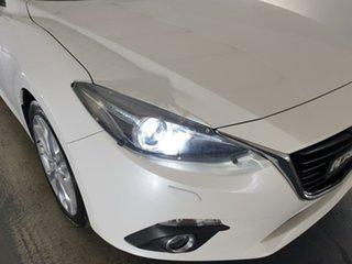 2014 Mazda 3 BM5438 SP25 SKYACTIV-Drive GT White 6 Speed Sports Automatic Hatchback.