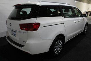 2019 Kia Carnival YP MY20 S White 8 Speed Sports Automatic Wagon