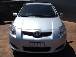 2009 Toyota Corolla ZRE152R Edge 6 Speed Manual Hatchback