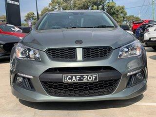 2013 Holden Special Vehicles ClubSport Gen-F MY14 R8 Grey 6 Speed Manual Sedan.