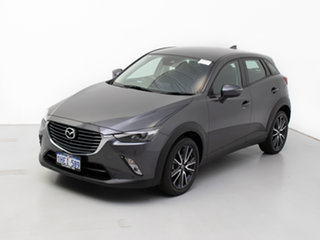 2018 Mazda CX-3 DK MY17.5 S Touring (FWD) Grey 6 Speed Automatic Wagon