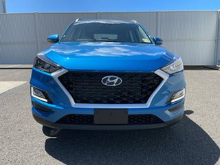 2020 Hyundai Tucson TL4 MY20 Active X 2WD Blue 6 Speed Automatic Wagon