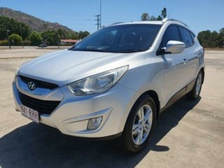 2010 Hyundai ix35 LM Elite AWD Silver 6 Speed Sports Automatic Wagon