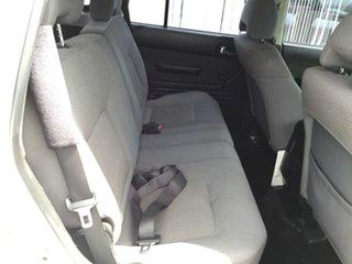 2007 Nissan Patrol GU 5 MY07 DX White 4 Speed Automatic Wagon