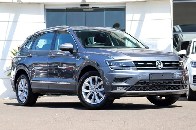 New Volkswagen Tiguan Sutherland, Tiguan A/Space 110TSI C/L ine 1.4 Trb Ptr 6spd Wag