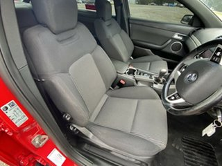 2011 Holden Commodore VE II SV6 Red 6 Speed Manual Sedan