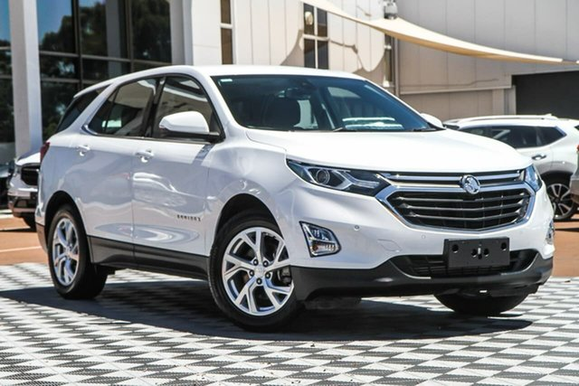 Used Holden Equinox EQ MY18 LT FWD Attadale, 2019 Holden Equinox EQ MY18 LT FWD Summit White 6 Speed Sports Automatic Wagon