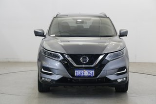 2018 Nissan Qashqai J11 Series 2 Ti X-tronic Grey 1 Speed Constant Variable Wagon.