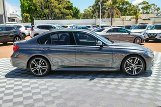 2016 BMW 3 Series F30 LCI 330i M Sport Grey 8 Speed Sports Automatic Sedan