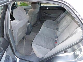 2005 Honda Accord 40 VTi Silver 5 Speed Automatic Sedan