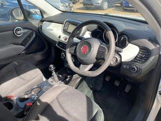 2015 Fiat 500X 334 POP White 6 Speed Manual Wagon