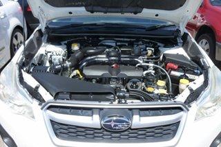 2012 Subaru Impreza G4 MY12 2.0i Lineartronic AWD Pearl White 6 Speed Constant Variable Sedan