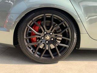 2013 Holden Special Vehicles ClubSport Gen-F MY14 R8 Grey 6 Speed Manual Sedan