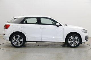 2017 Audi Q2 GA MY17 Sport S Tronic Quattro White 7 Speed Sports Automatic Dual Clutch Wagon