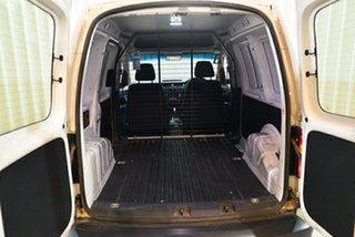 2017 Volkswagen Caddy 2KN MY18 TSI220 SWB DSG White 7 Speed Sports Automatic Dual Clutch Van