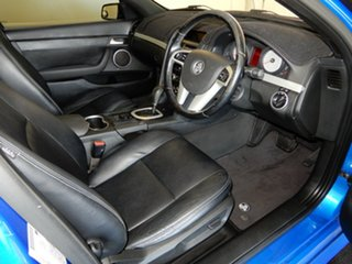 2010 Holden Commodore VE MY09.5 SV6 60th Anniversary Blue 5 Speed Automatic Utility