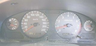 2000 Nissan Pulsar N15 S2 LX White 5 Speed Manual Sedan