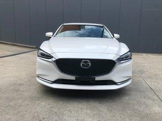 2020 Mazda 6 GL1033 Touring SKYACTIV-Drive Snowflake White 6 Speed Sports Automatic Wagon.