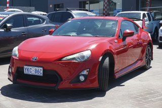 2013 Toyota 86 ZN6 GTS Red 6 Speed Manual Coupe.